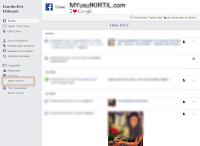 Facebook Arama Geçmişi Nasıl Temizlenir ? ( Resimli Anlatım )
