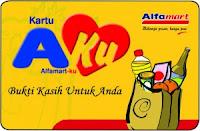 Kartu Aku Promo Member Alfamart Minimarket Lokal Terbaik Indonesia