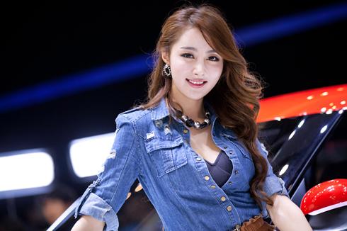 Ảnh gái xinh nhất xứ sở Kim Chi 5