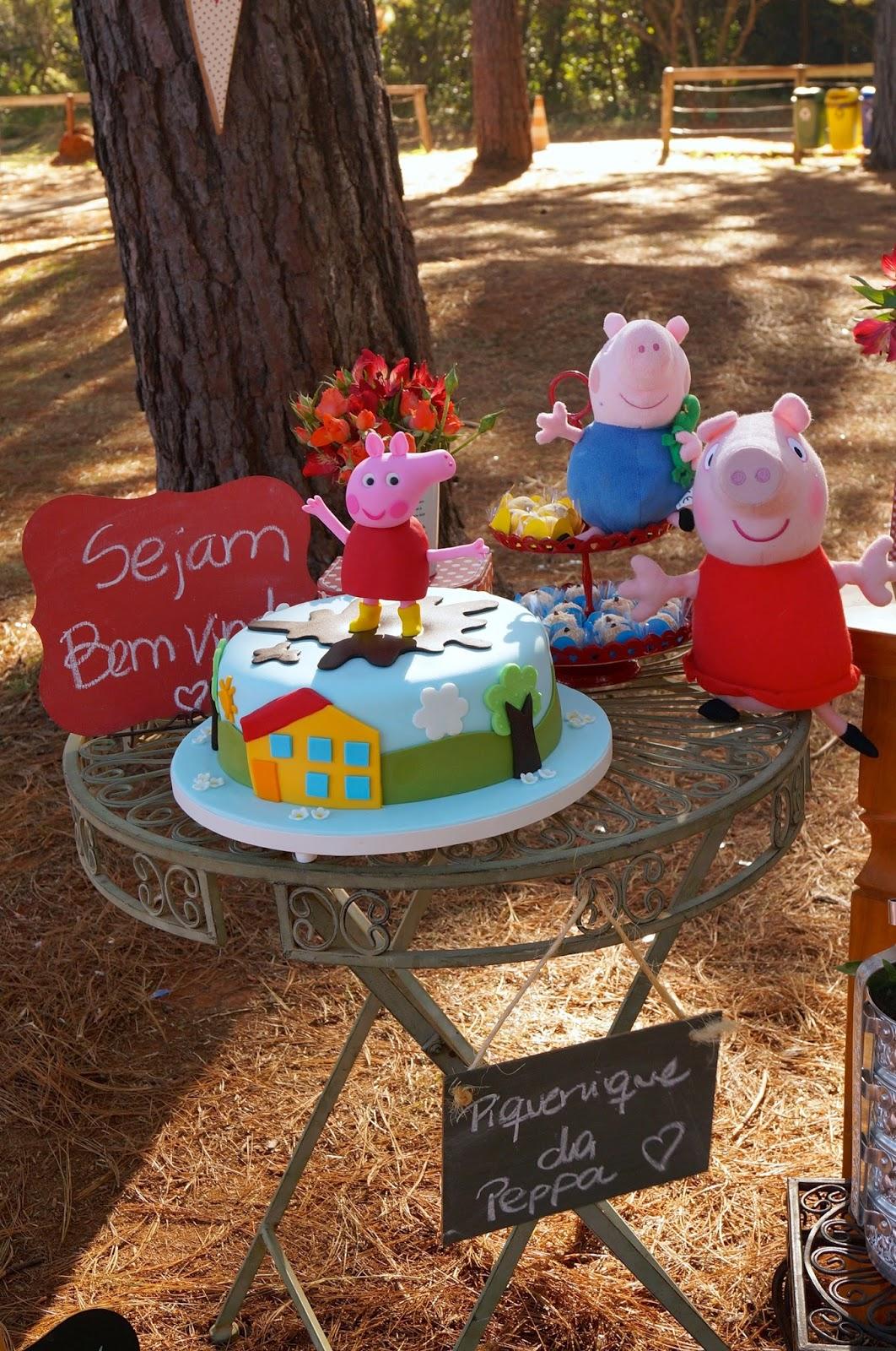 mini jardim botanico:Projetos Inventivos: Piquenique da Peppa Pig no Jardim Botânico