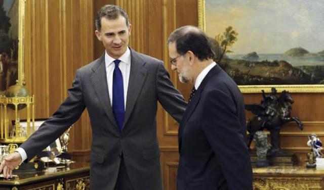 Rajoy no quiere se investido