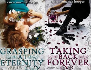 Grasping at Eternity & Taking Back Forever / Giveaway