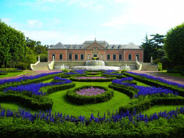viajar a barcelona jardines de joan maragall