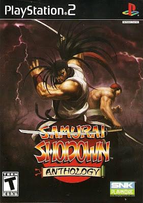 Samurai Shodown Anthology PS2