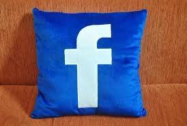 Jual bantal facebook