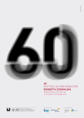 Carteles del 60 Festival de San Sebastián 2012 votar - Blog Festivales de cine