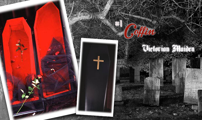 victorian maiden lolita coffin