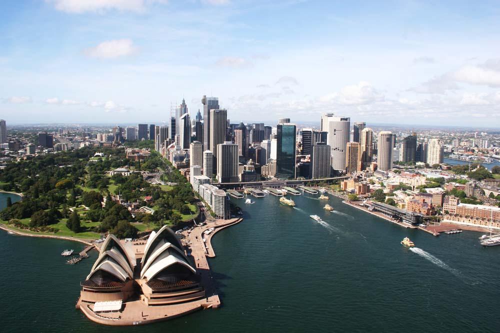 fotos de sydney australia: