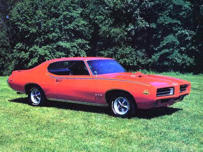 Pontiac GTO 'The Judge'