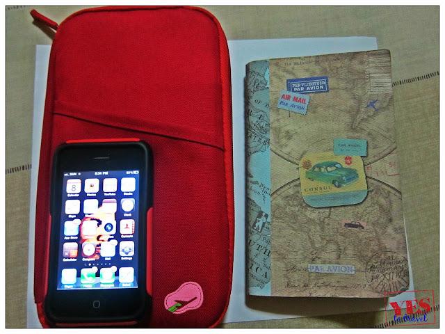 travelus passport holder