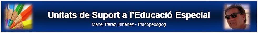 Unitat de suport a l'educació especial