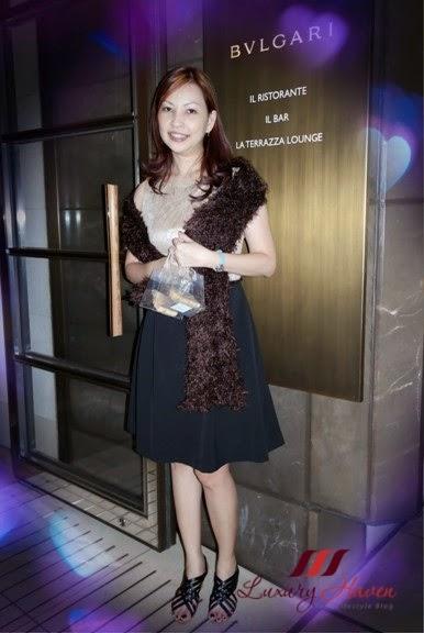 tokyo bvlgari il ristorante review glitter glam sponsor