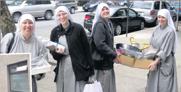 New Religious Orders New Female Religious Order