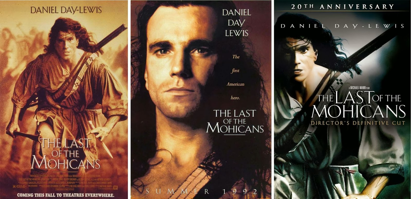 The Last of the Mohicans - Ostatni Mohikanin (1992)