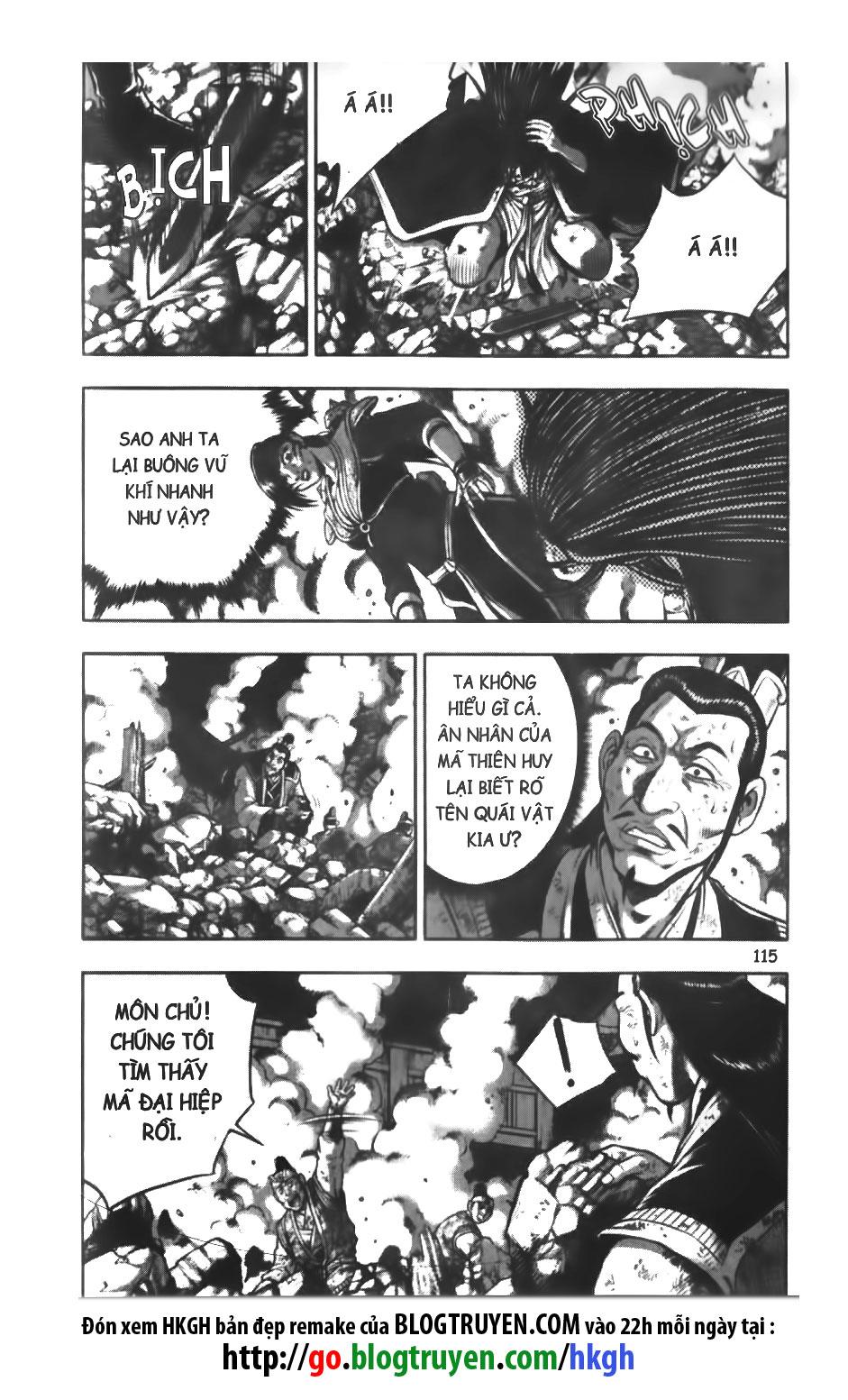 Hiệp Khách Giang Hồ chap 353 page 11 - IZTruyenTranh.com