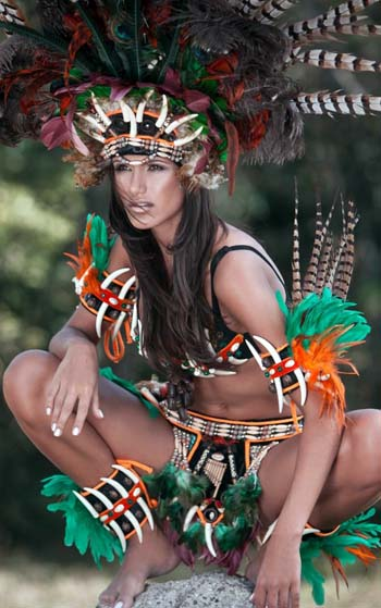 defender of the forest,Drielly Bennettone,miss earth 2011 theme