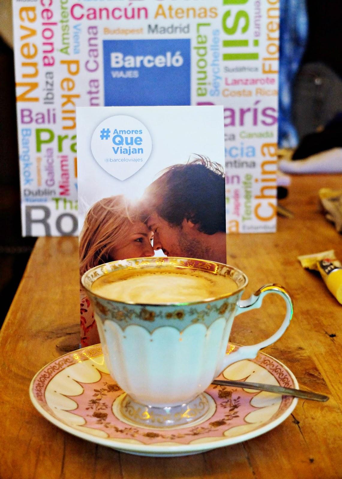 #Amoresqueviajan Workshop Barcelo Viajes blog bodas Mi Boda gratis