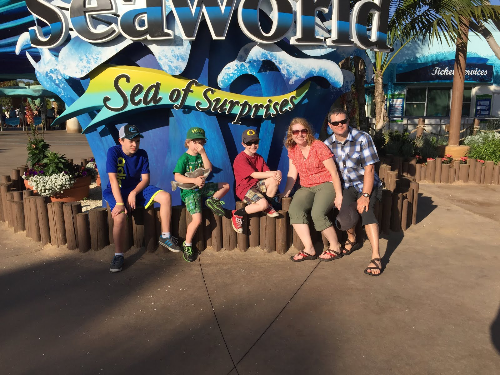 Sea World Spring Break 2015