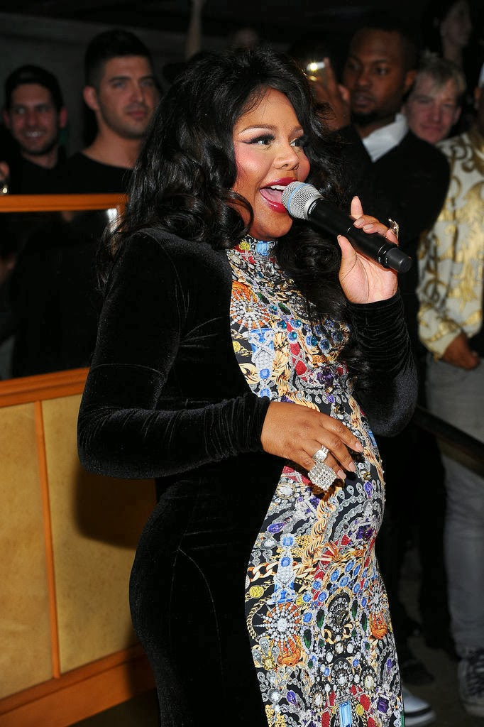 Rapper Lil Kim is Pregnant