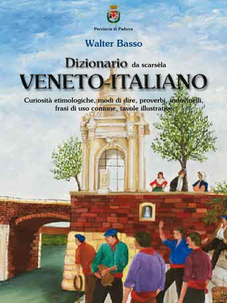 DIZIONARIO VENETO-ITALIANO