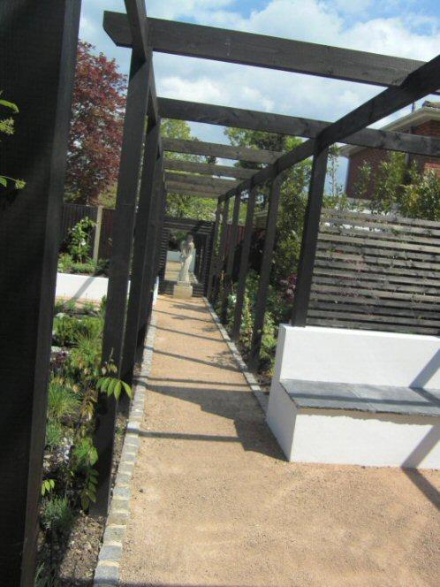 A Life Designing Garden Design Ideas Covering An