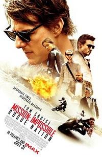 Misión: imposible – Nación secreta (2015) DVDRip Español Latino