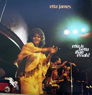 Etta James - Etta Is Betta Than Evvah