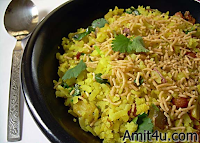 Famous-Poha-Of-M.P.