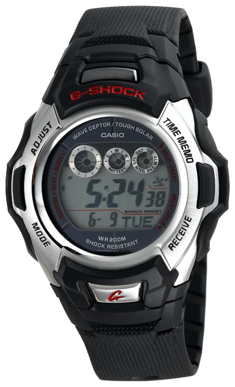 Casio gw500a 1v g shock atomic solar watch cheap watches store for Watches g shock