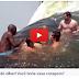 Adrenalina a toda pele: você teria coragem?  veja este vídeo.