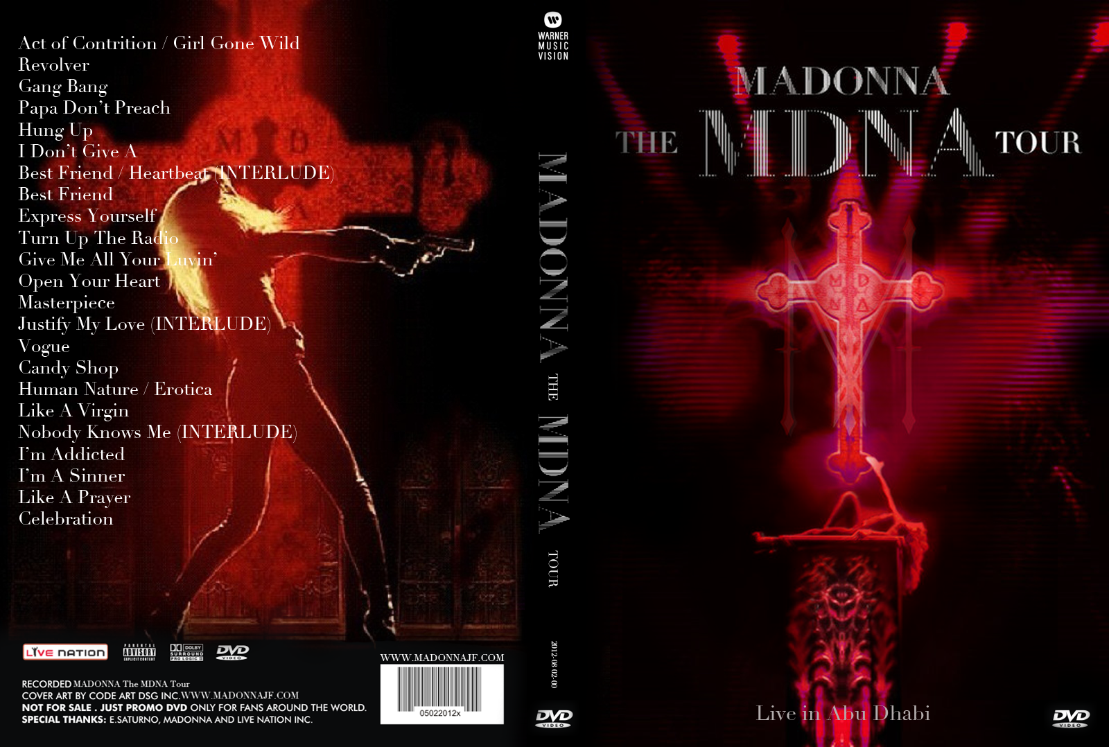 Mdna Tour Dvd Download