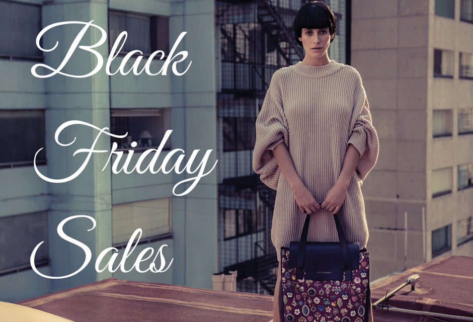 Find the best clothing sales this Black Friday across the high street, including deals at ASOS, Topshop, Urban Outfitters and Zara.