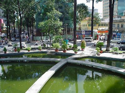 Turtle lake saigon vietnamitas en madrid for Jardin des sens ho chi minh