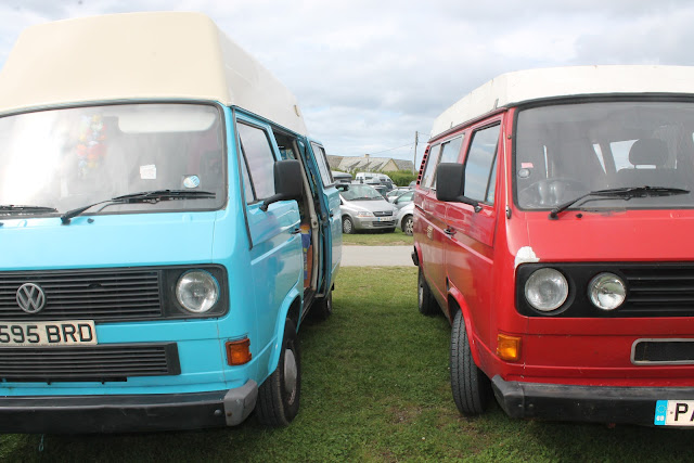 VW T25 Campers