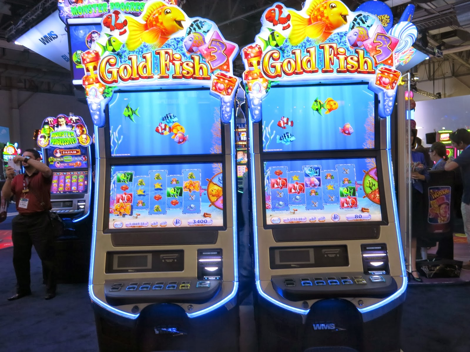 Goldfish casino game free deposit casinos