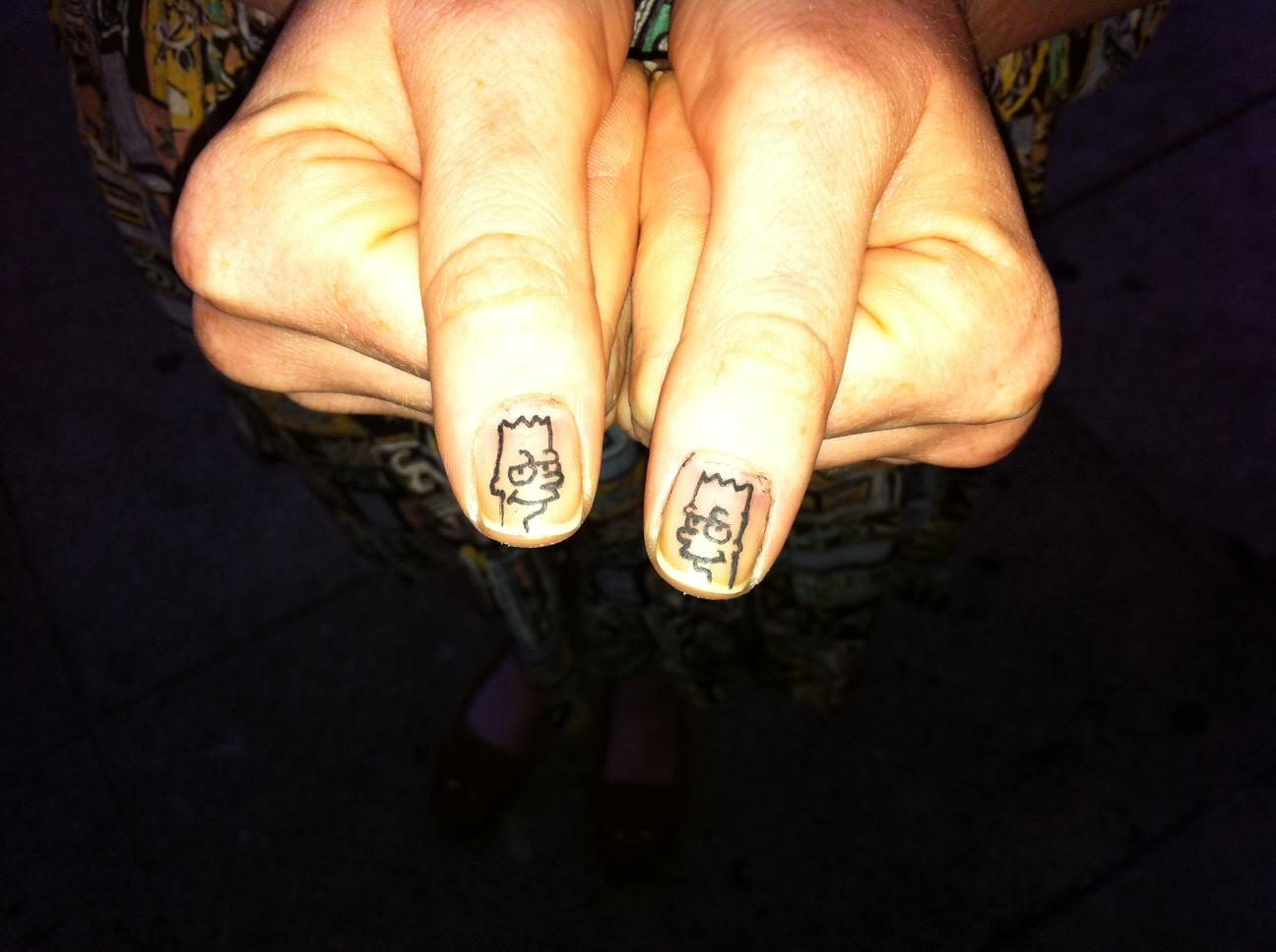 ... diamond, an eye, a pizza slice, a smiley face, a dollar sign and a