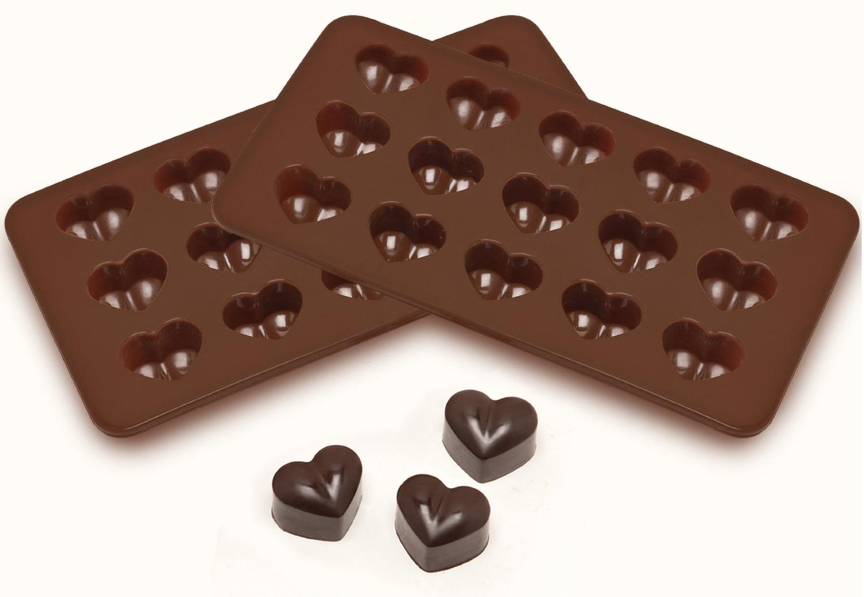 heart shape mold for chocolate