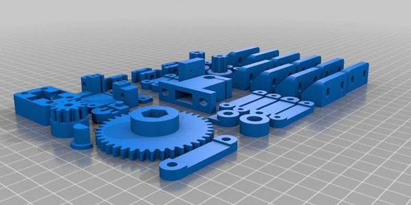 Con la plata de mis impuestos ministerio de industria for Construir impresora 3d