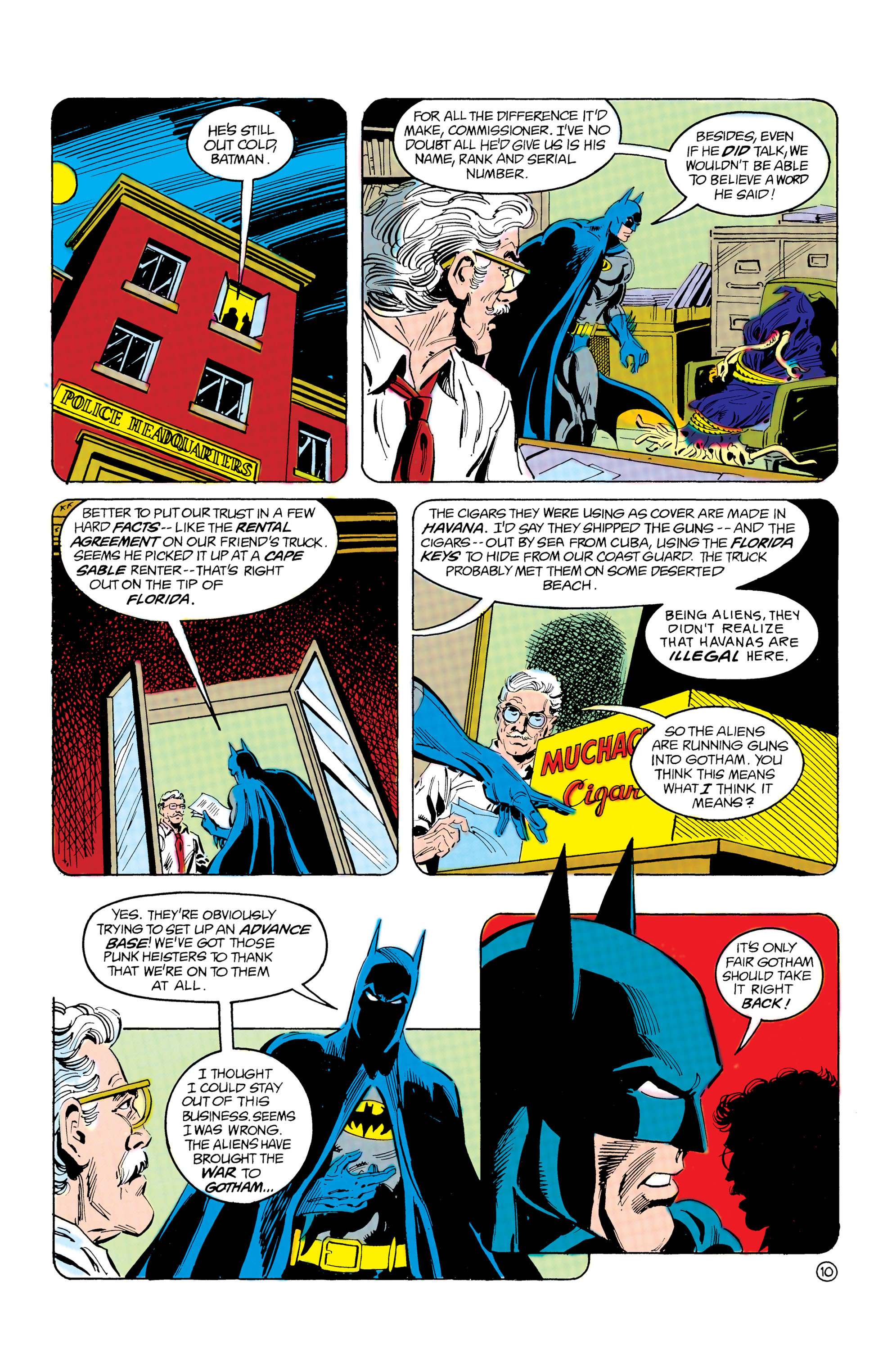 Detective Comics (1937) Issue #595 Page 11