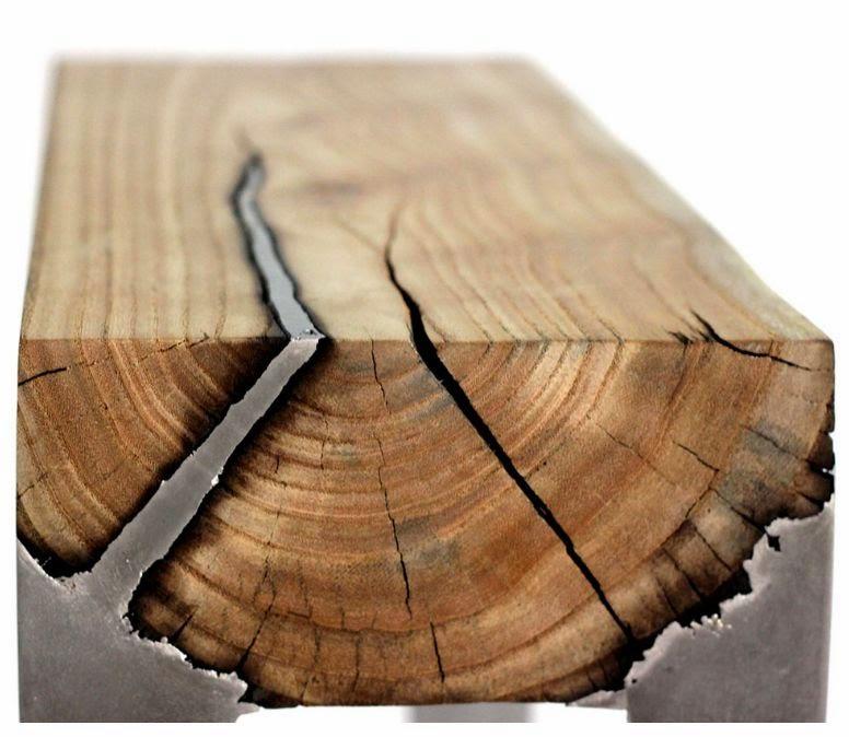 Arredo In: Mobili in legno e metallo di design
