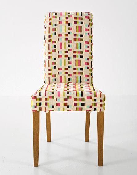 decorando dormitorios lindas sillas de comedor tapizadas