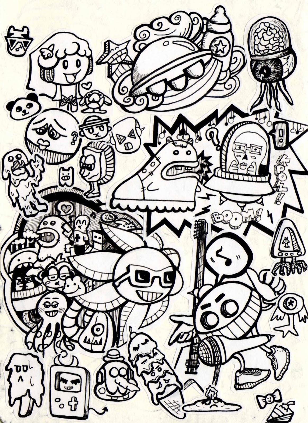 Doodle Art Designs Simple doodle art jobspapaSimple Doodle Art Designs