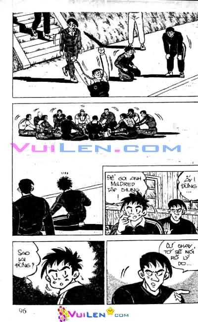 Jindodinho - Đường Dẫn Đến Khung Thành III Tập 54 page 96 Congtruyen24h