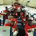 Heartland Fc of Imo State Enjoys Dana Air flight Ahead of Match in Lagos
