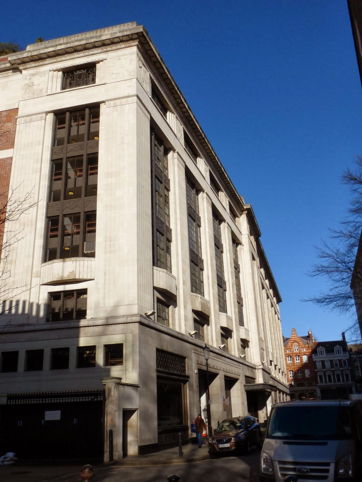 99 Kesnsington High Street Which Has The Kensington Roof Gardens
