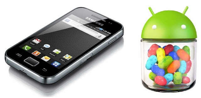 Instale JellyBeam 4.2.2 con PAC-ROM en el Samsung Galaxy Ace S5830