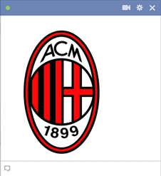 AC Milan Emoticon