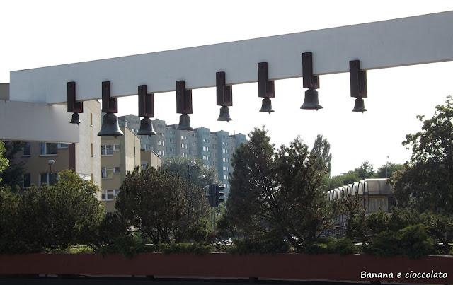 Nowa Huta, quartiere comunista di Cracovia