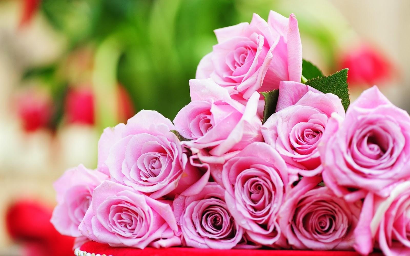 Ramo de rosas hermosas imagui - Rosas rosas hermosas ...