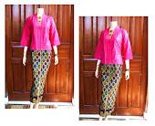 Dress Batik Solo  DB 5039